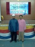 Bersama Pegawai Agama Daerah Selama